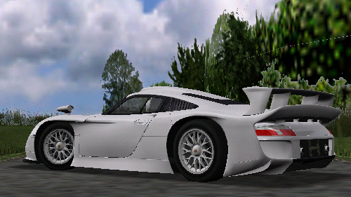 porsche 911 gt1 evo strassenversion 996 1998 porsche cars file catalog mm2 database. Black Bedroom Furniture Sets. Home Design Ideas